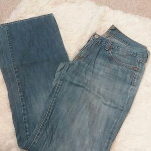 Women's 7for all mankind  jeans